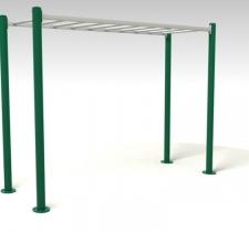 tip-9153-horizontalne-ljestve-sprava-za-vanjski-fitnes
